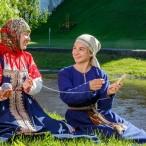 Театрализованная экскурсия с посадницей Марьей или средневековой горожанкой Младой от туроператора «Атмосфера путешествий» в Пскове