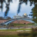 Экскурсия в Великий Новгород в 09:00 от туроператора «Атмосфера путешествий» в Пскове