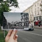 Фото-квест «Псков на старых открытках» от туроператора «Атмосфера путешествий» в Пскове