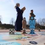 Тур Интерактивная напольная игра «Как варяг в греки ходил» от туроператора «Атмосфера путешествий» в Пскове